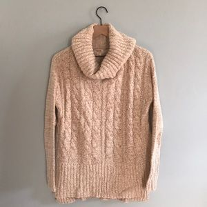 Mossimo cowl neck sweater